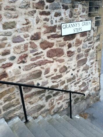 Granny's Green Steps