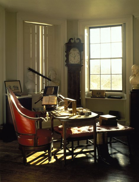 Monticello Jefferson Cabinet © Thomas Jefferson Foundation at Monticello