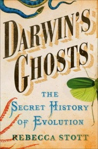 Darwin's Ghost be Rebecca Stott, Photo Credit: Goodreads