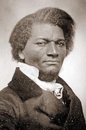 Frederick Douglass c. 1855, image Public Domain