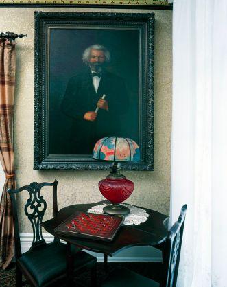 Frederick Douglass House Parlor, Washington, D.C.