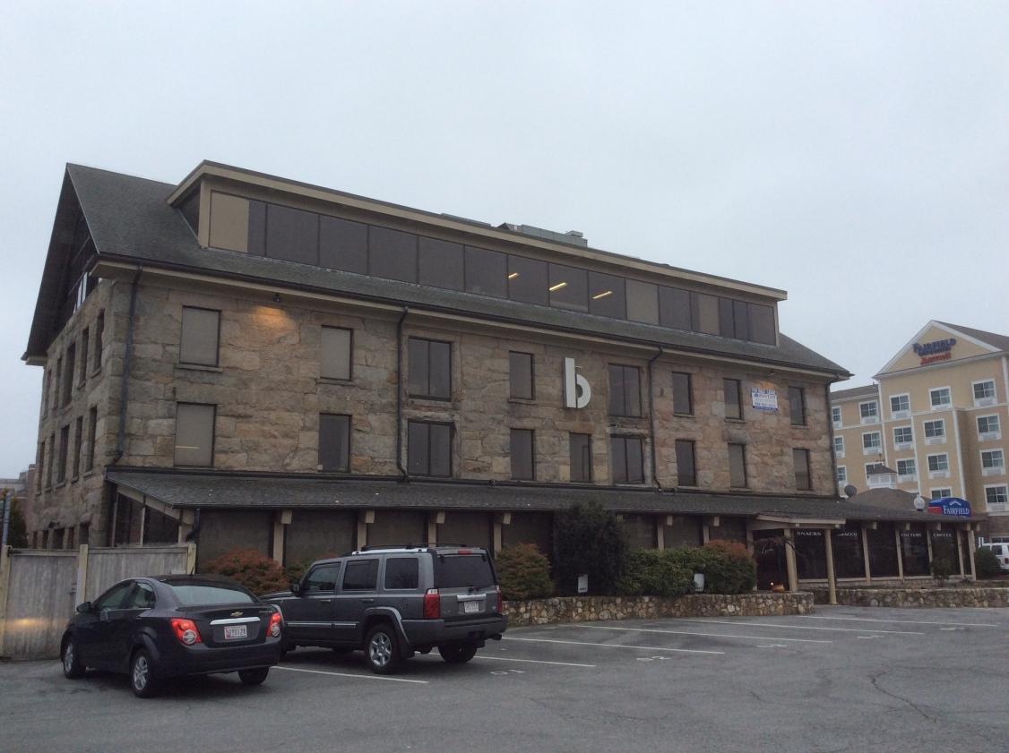 1838 Whale Oil Refinery Building near Leonard's Pier, MacArthur St