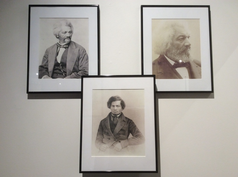 Three Portraits of Frederick Douglass at the Lynn Museum & Historical Society
