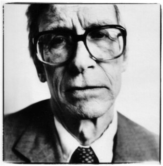 John Rawls, image via BBC's Will and Testament blog