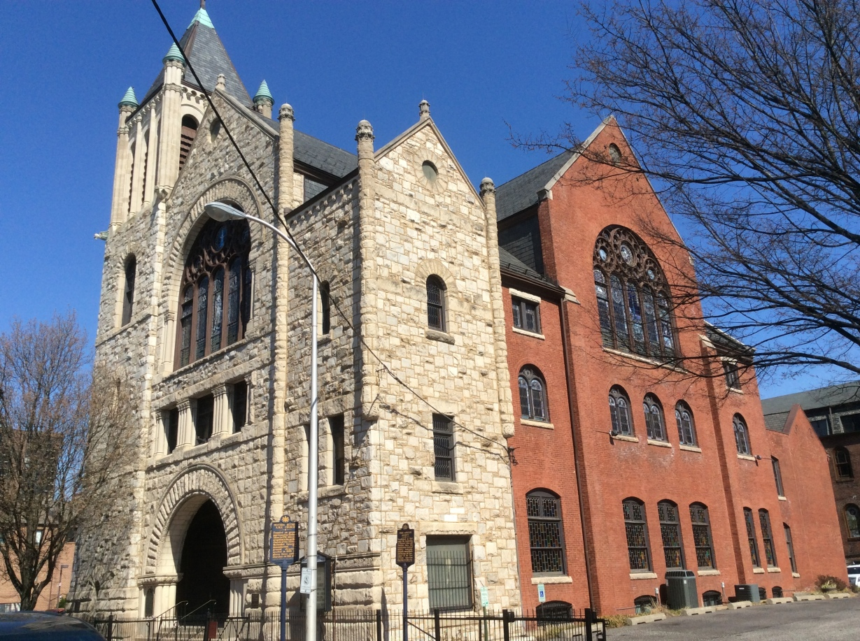 Mother Bethel A.M.E. Church, Old City Philadelphia