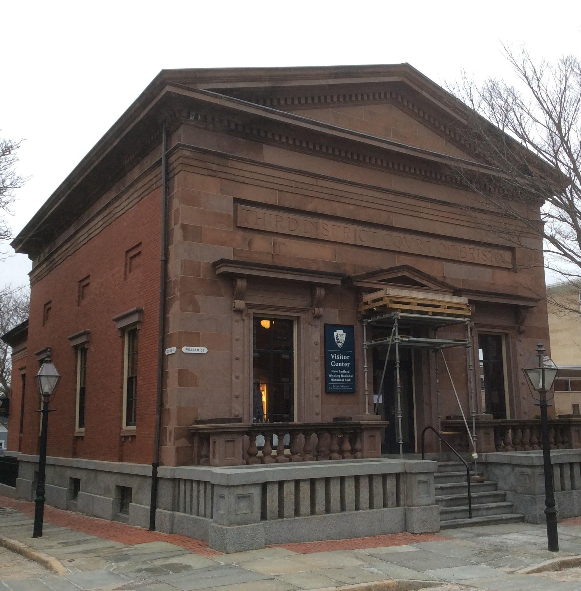 Frederick Douglass New Bedford Massachusetts Sites