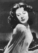 Pin-up photo of Hedy Lamarr for the May 7, 1943 issue of Yank, the Army Weekly, public domain via Wikimedia Commons