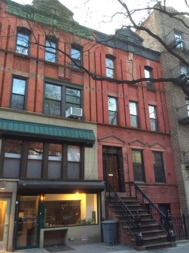 230 and 232 W. 135th St, Harlem, New York City, photo 2016 by Amy Cools