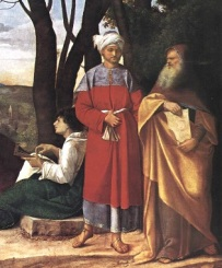Averroes by Giorgione