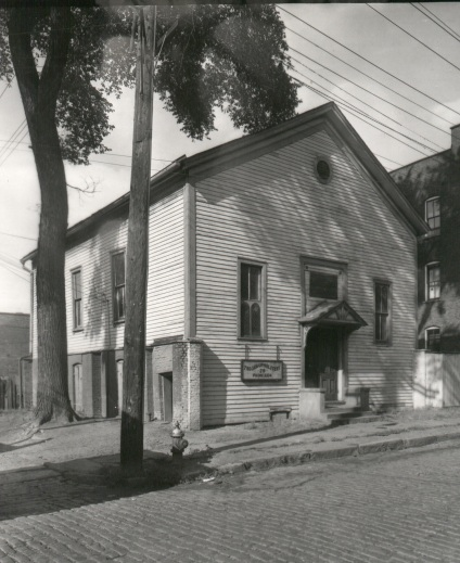 Liberty Street Presbyterian Church, Collection of the Rensselaer County Historical Society, Troy, NY 2