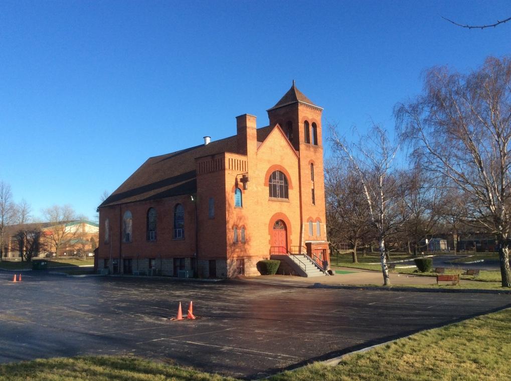 American Methodist Episcopal Zion Church, Douglass family congregation Rochester