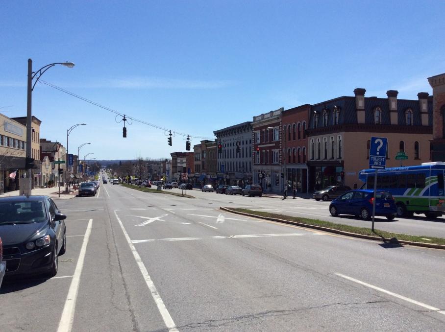 Main St, Canandaiga, NY