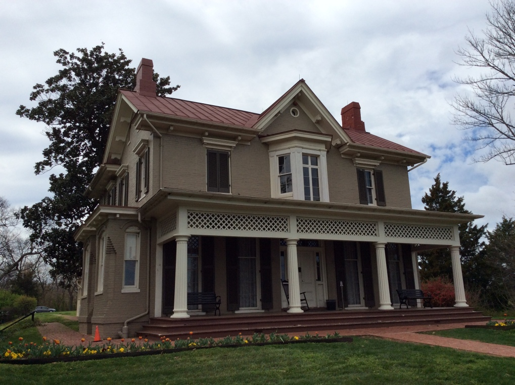 Cedar Hill, Frederick Douglass' home on the hill in Anacostia, Washington DC