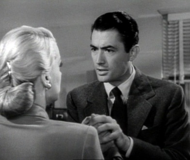 Gregory Peck and June Havoc in Gentleman's Agreement, public domain via Wikimedia Commons