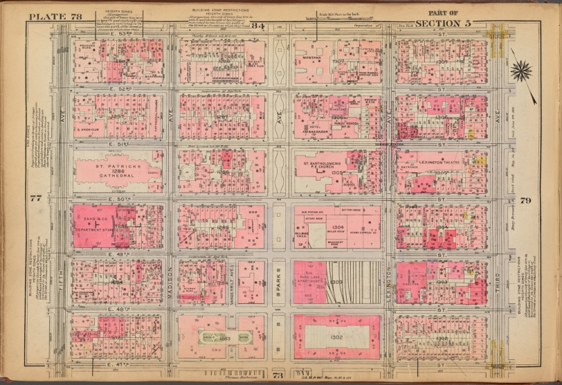 1921-gw-bromley-atlas-of-nyc-plate-78-showing-location-of-ambassador-hotel