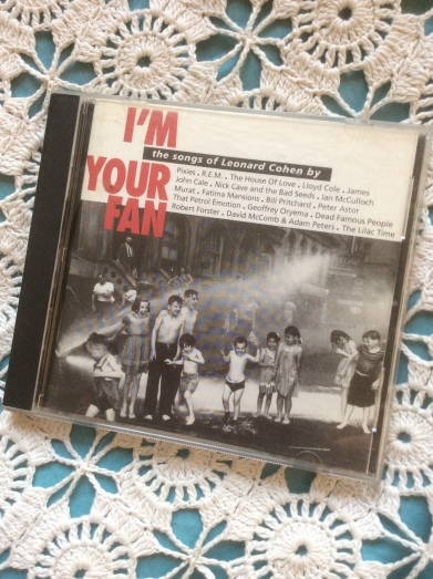 My Leonard Cohen tribute album I'm Your Fan