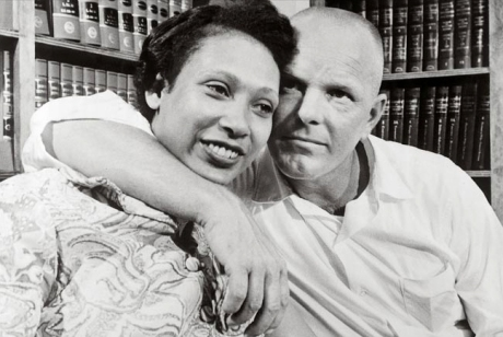 Mildred Jeter and Richard Loving, June 12, 1967, by Bettmann/Corbis via New York Times, public domain via Wikimedia Commons