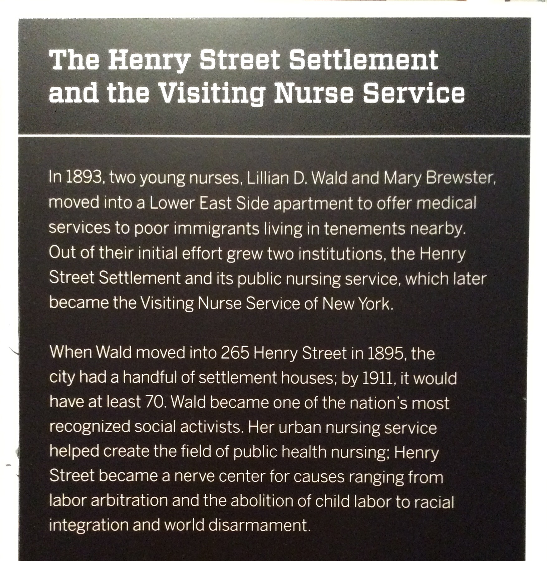 henry-street-settlement-and-lilian-wald-display-activist-new-york-exhibit-2014-amy-cools