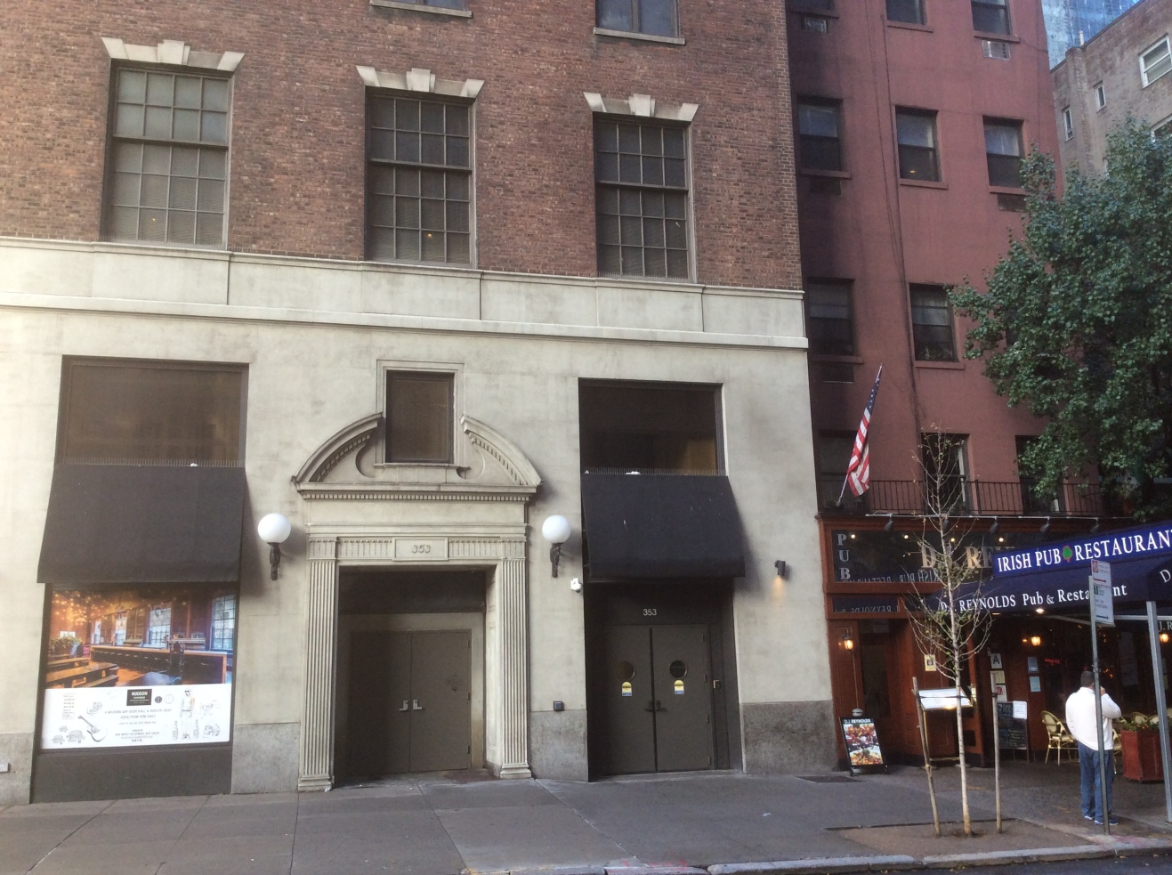 353 W. 57th Street, formerly the American Women's Association Clubhouse, NYC